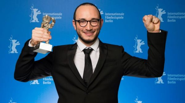 Vencedor de Melhor Ator, Majd Mastoura por Hedi (photo by rbb-online.de)