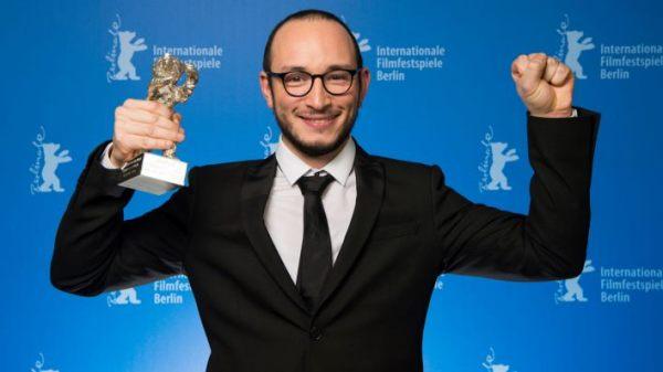 Vencedor de Melhor Ator, Majd Mastoura por Hedi (photo by rbb-online.de)