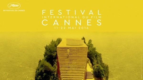 Pôster da 69ª edição do Festival de Cannes: homenagem ao filme O Desprezo, de Jean-Luc Godard (photo by thehollywoodreporter.com)