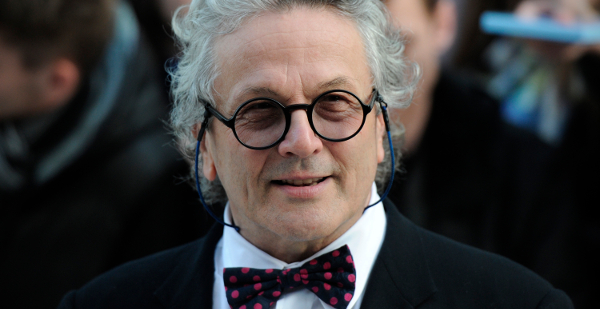Presidente do Júri de Cannes 2016: George Miller (photo by Carl Court/AFP)