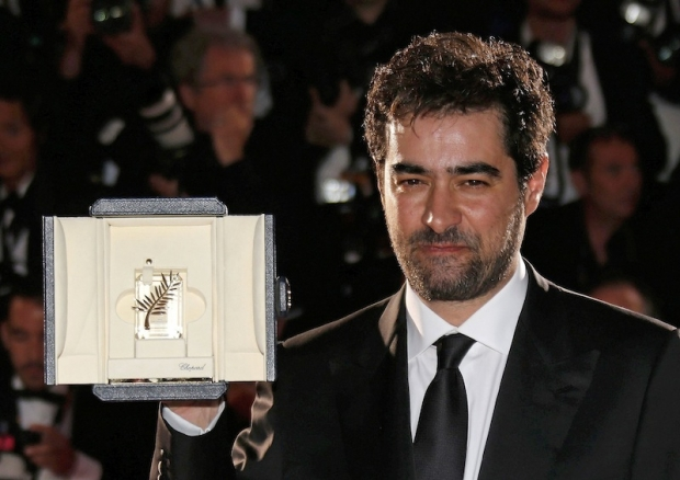 O iraniano Shahab Hosseini ganha Performance Masculina por The Salesman (photo by themalaimailonline.com)