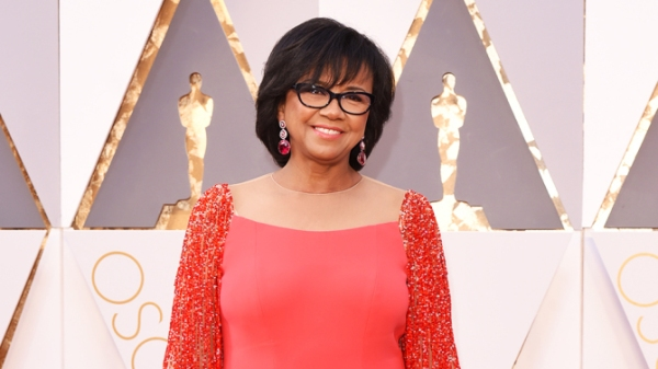 A presidente da Academia Cheryl Boone Isaacs (Photo by David Fisher/REX/Shutterstock