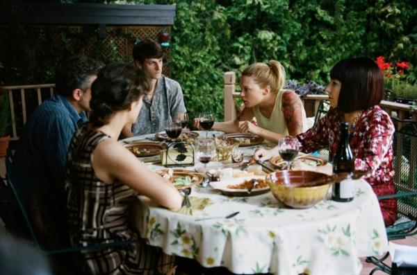 Cena do filme canadense It's Only the End of the World. O jovem cineasta Xavier Dolan não parece ser unanimidade entre os votantes da Academia, mas a presença de atrizes como Marion Cotillard e Léa Seydoux podem ajudar na campanha. (photo by critic.de)