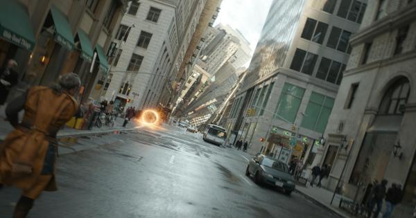 Efeitos visuais de Doutor Estranho (photo by moviepilot.de)