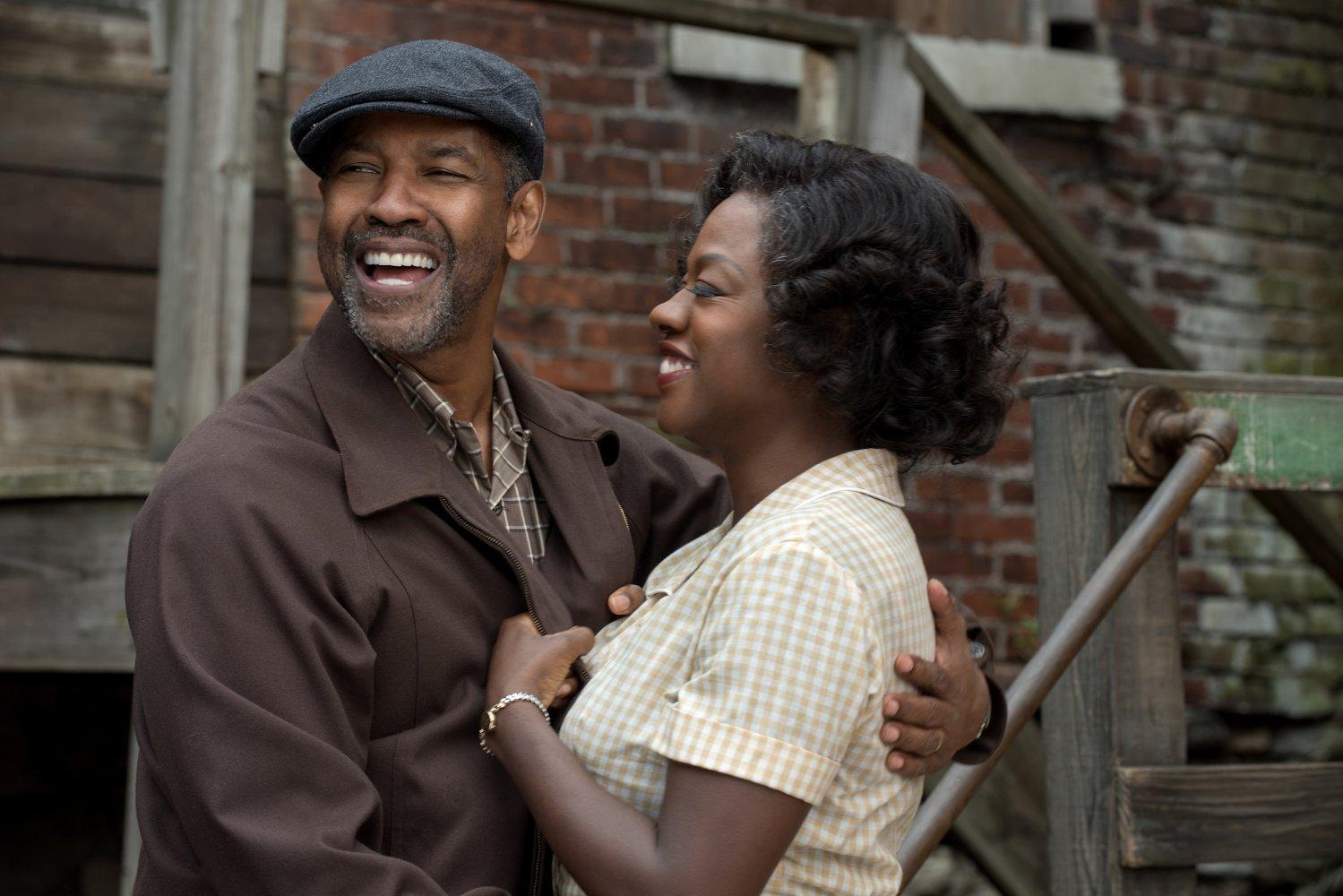 Parceria de sucesso entre Denzel Washington e Viola Davis pode resultar em Oscar para Fences (photo by cine.gr)