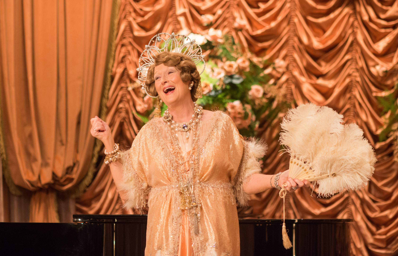 Meryl Streep como Florence Foster Jenkins (photo by cine.gr)
