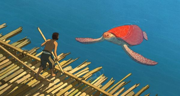 Cena de The Red Turtle, de Michael Dudok de Wit (photo by cine.gr)