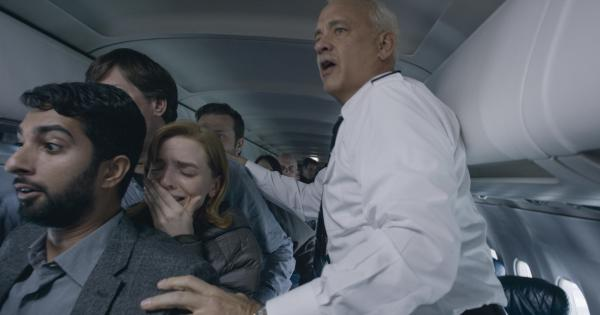 Tom Hanks como o piloto em Sully: O Herói do Rio Hudson (photo by moviepilot.de)