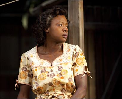 Viola Davis em Fences