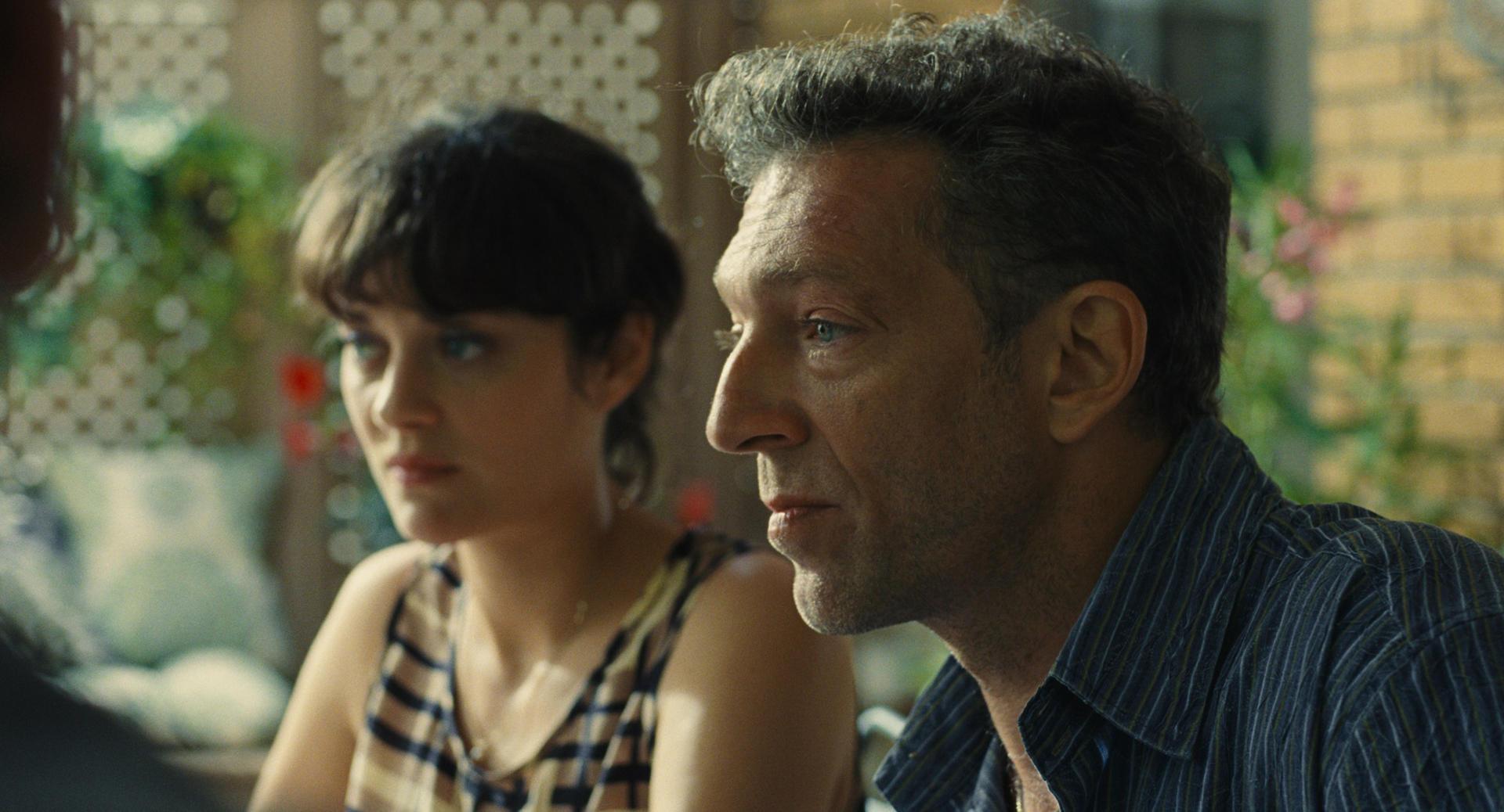 Cena de É Apenas o Fim do Mundo, de Xavier Dolan, com Marion Cotillard e Vincent Cassel. Pic by moviepilot.de