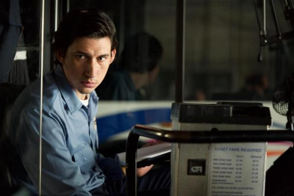 Adam Driver em Paterson, de Jim Jarmusch (pic by moviepilot.de)