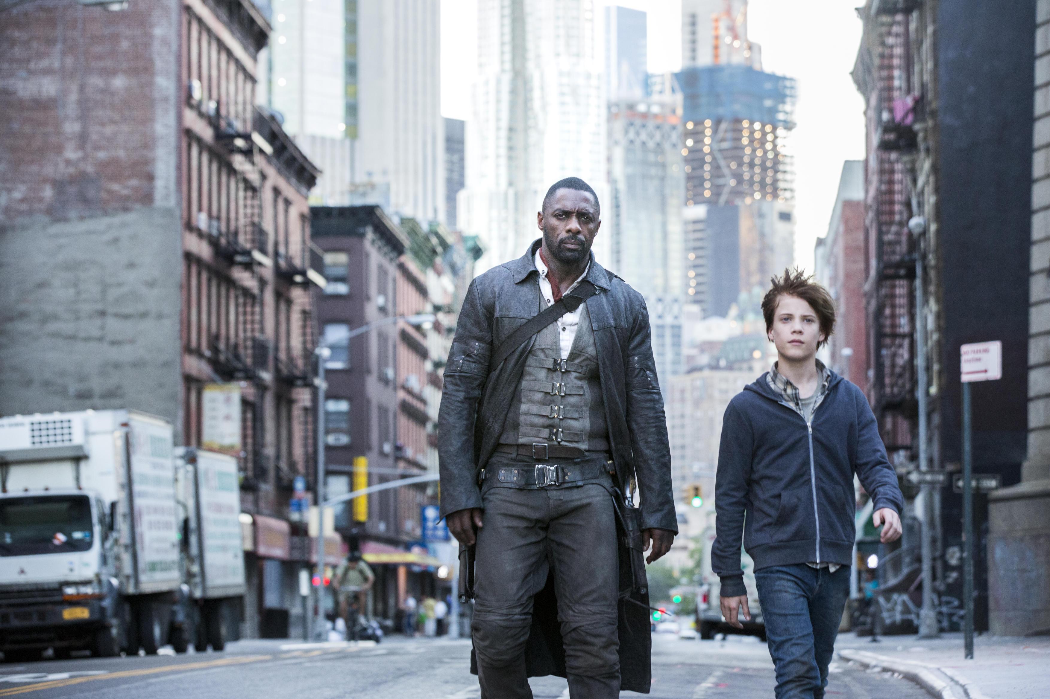 Dark Tower Der Dunkle Turm Mit Idris Elba Und