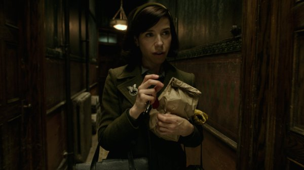 Sally Hawkins Shape of Water