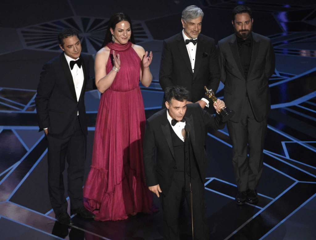 Una Mujer Oscar