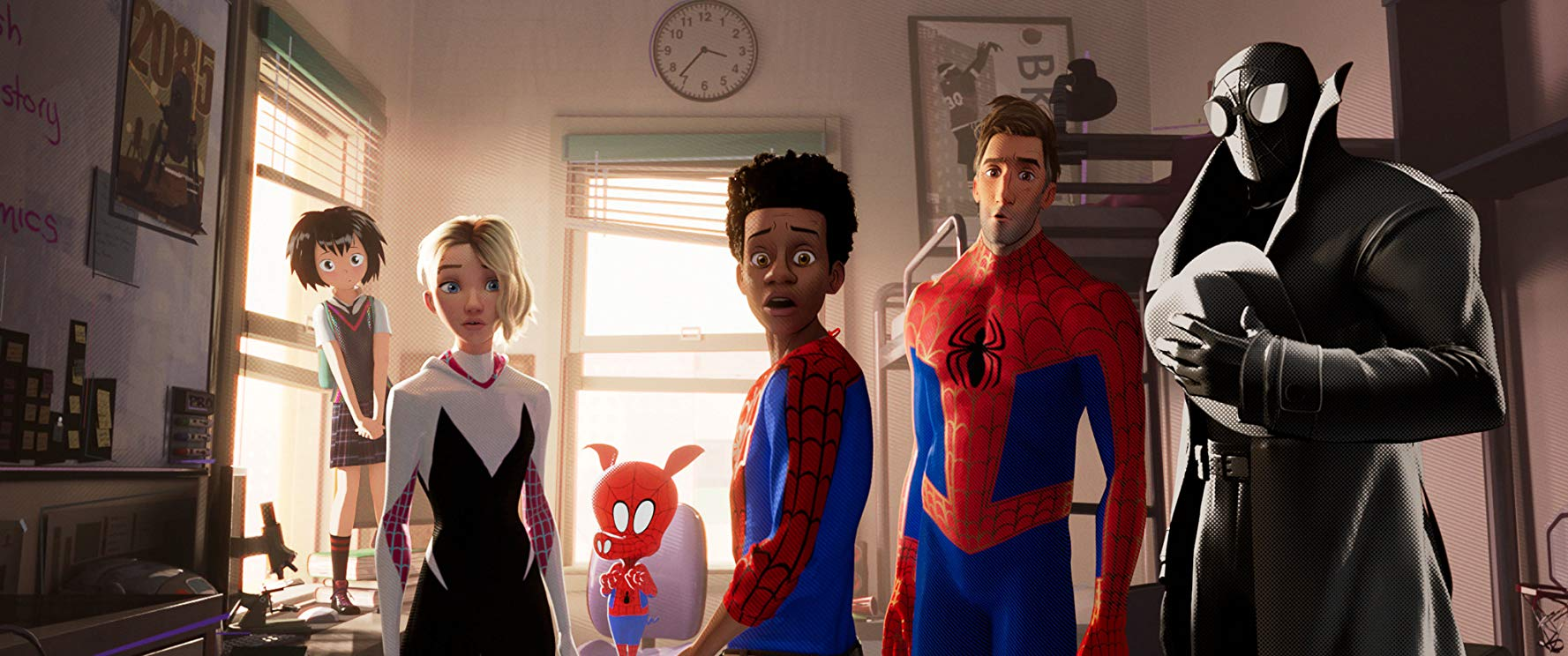 Spider-Man in Spiderverse