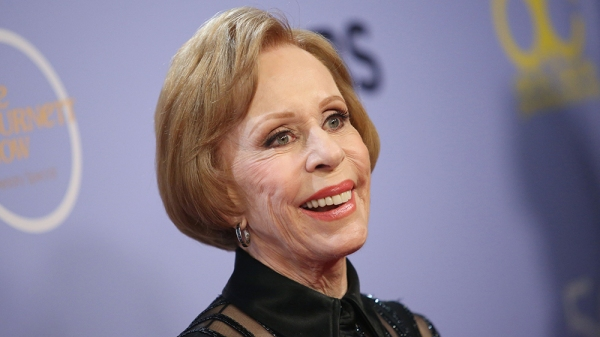 'The Carol Burnett 50th Anniversary Special', Los Angeles, USA - 04 Oct 2017