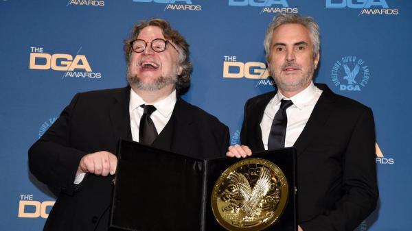 Alfonso Cuarón DGA Roma