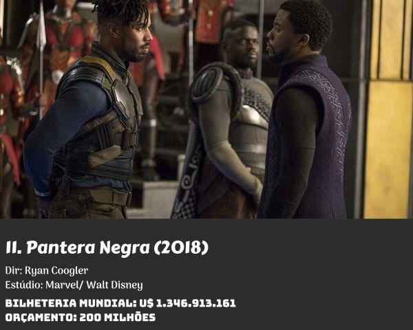11. Black Panther