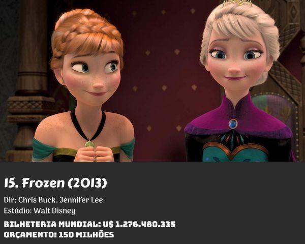 15. Frozen