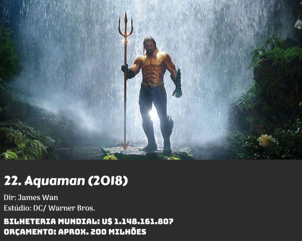 22. Aquaman