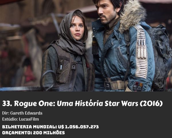 33. Rogue One