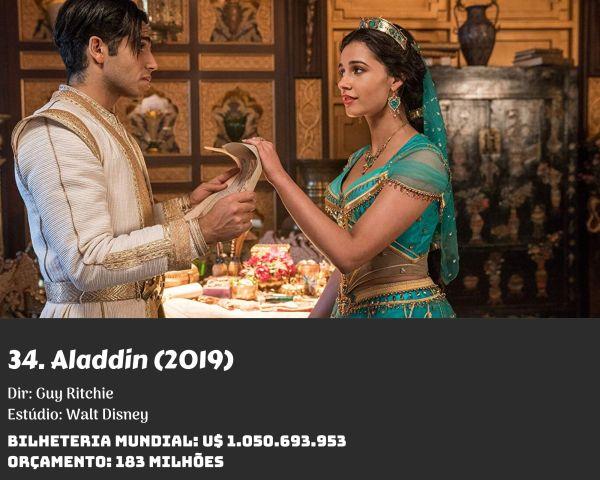 34. Aladdin