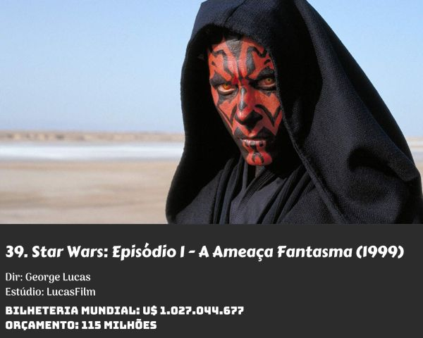 39. Star Wars Episode I
