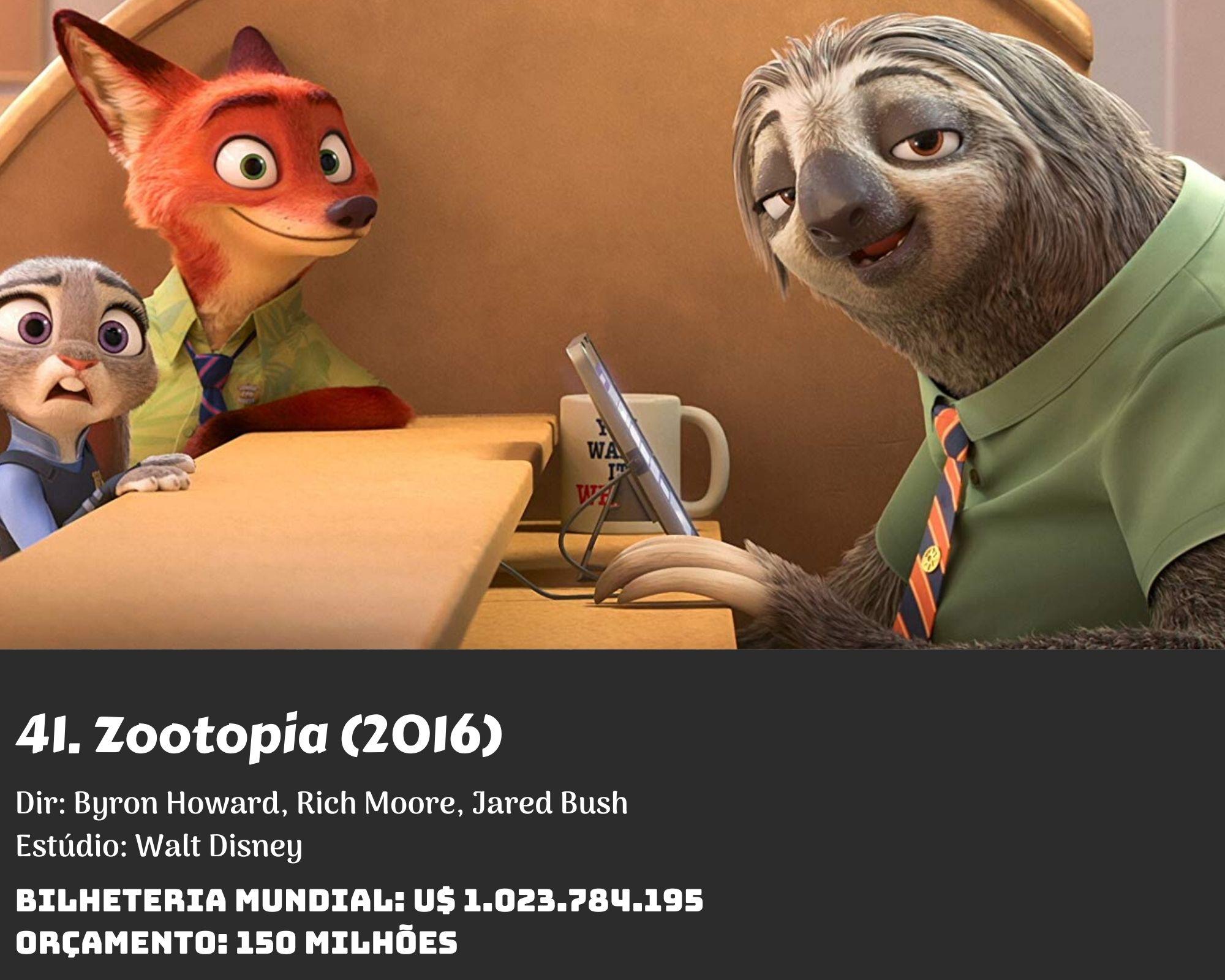 41. Zootopia